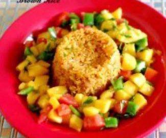 mango-summer-salad-with-brown-rice