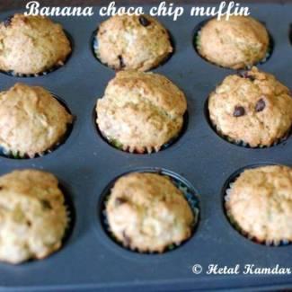 banana-choco-chip-muffins