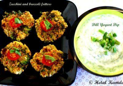 zucchini-and-broccoli-fritters