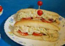 Veg Subway Sandwich