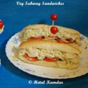 veg-subway-sandwich