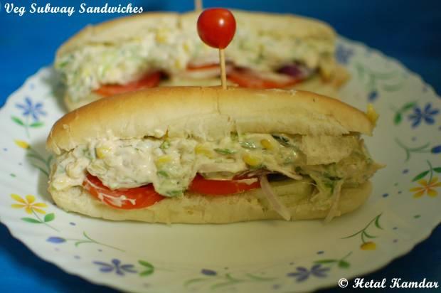 veg-subway-sanwich