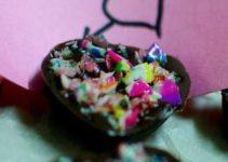 Peppermint Chocolate Barks