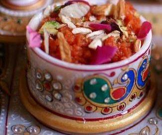 gajar ka halwa recipe | gajar-halwa-or-carrot-halwa