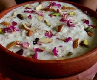 Oats and Dry Fruit Kheer