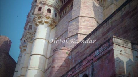 Mehrangard Fort / Places to see in Jodhpur / Jodhpur Fort