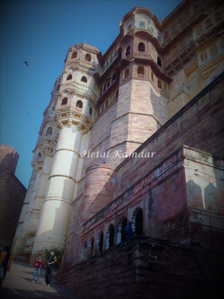 Mehrangard Fort / Places to see in Jodhpur / Jodhpur Fort