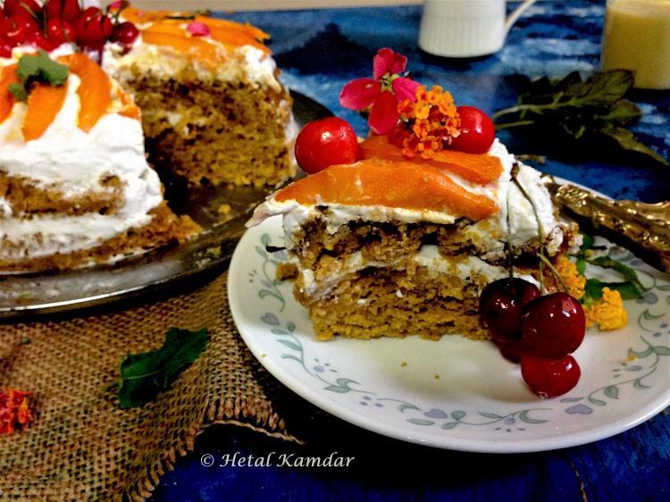 multigrain-mango-jaggery-cake