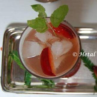 plum-lemonade