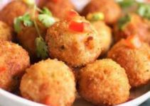 Corn Cheese Bites | Corn Cheese Balls