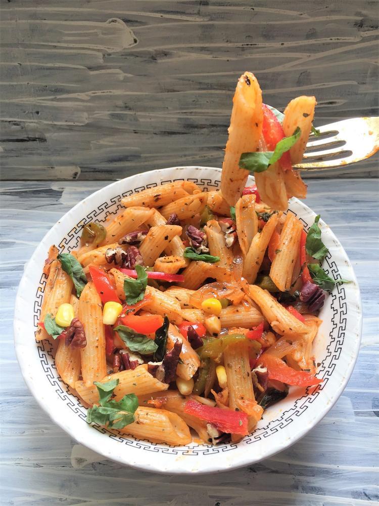 vegan-pasta italian-food