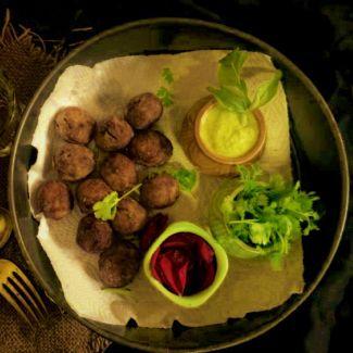 Sweet Potato and Peanut Poppers – Navratri Vrat | Fasting Food