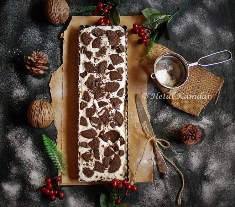 Oreo-Cheesecake-Tart-
