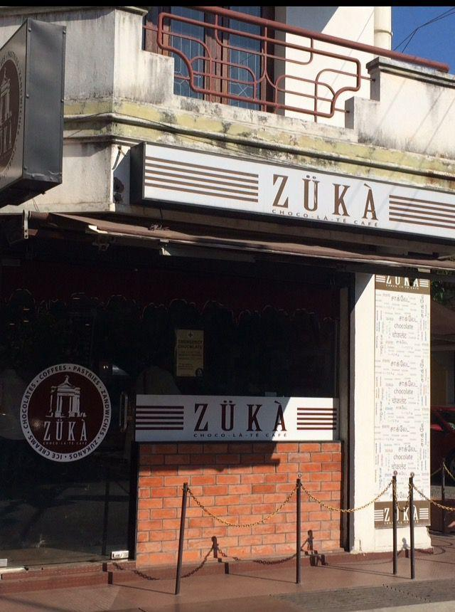 Zuka-Pondicherry