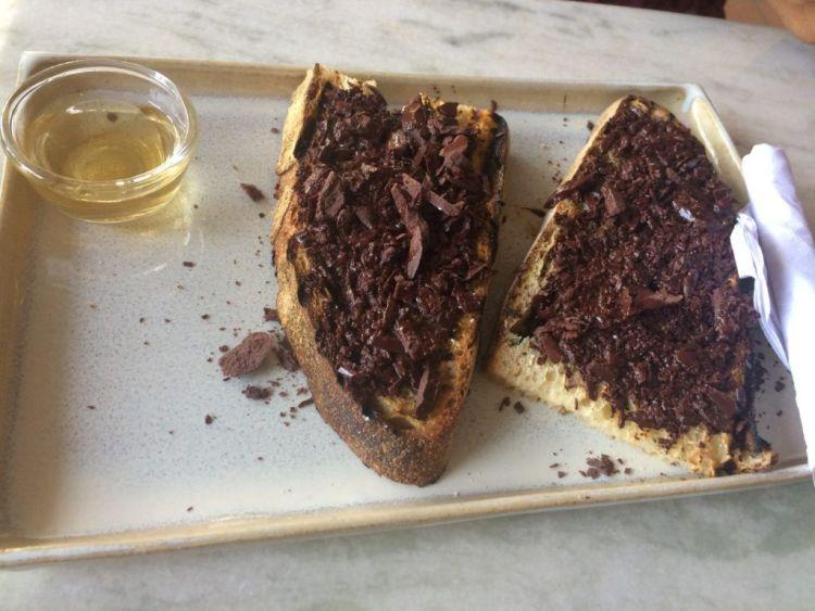 Chcolate-toast-Pondicerry