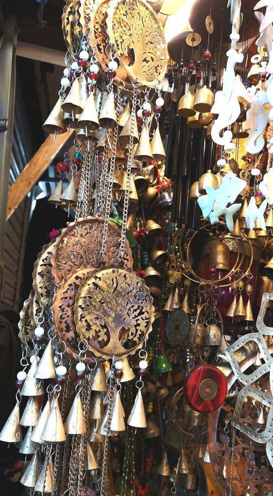 Antiques at Janath Market