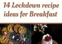 14 Lockdown recipe ideas for Breakfast