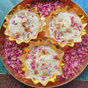 Bread Ras Malai