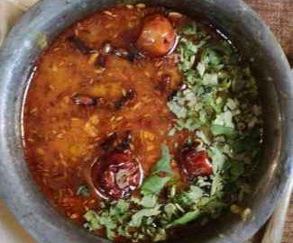 Dal Tadka-restaurant-style