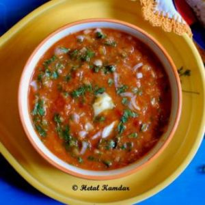 Pav Bhaji indian-food