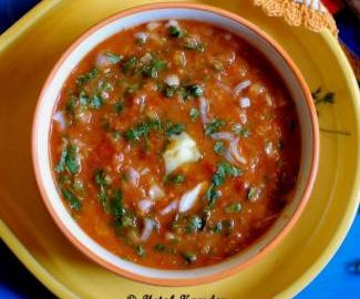 Pav Bhaji indian-food