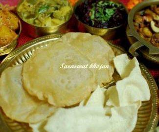 Saraswat-Bhojan