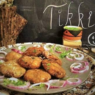 Aloo Tikki | Potato Cutlet | Potato Croquette