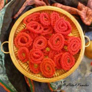 beetroot-chakri