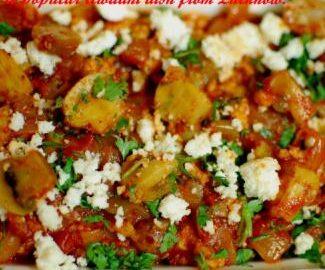 dhingri dolma awadhi cuisine