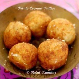 farali-potato-coconut-pattice