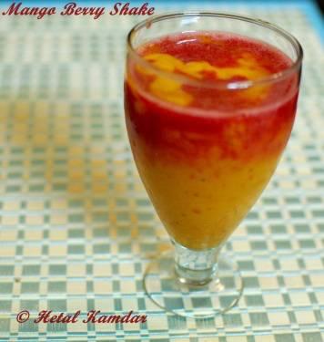 mango-berry-shake