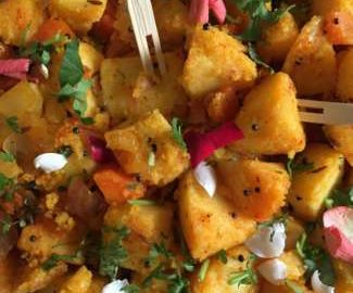 how to make masala idli
