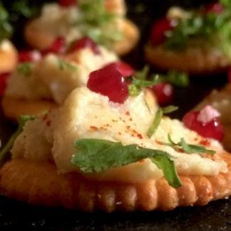 Monaco Biscuit Appetizer
