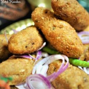 Aloo-paneer-Croquettes