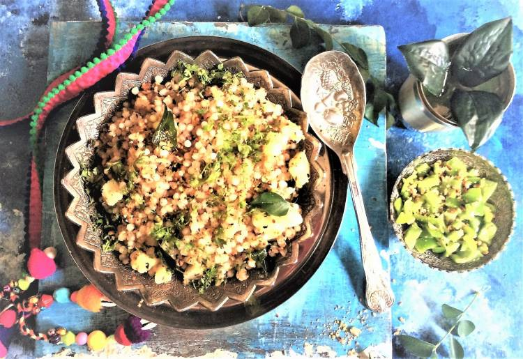 Recipe of sabudana khichdi, navratri recipes, fasting recipes