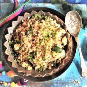 Sabudana Khichdi Navratri Fasting Recipe