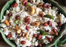 Samo Upma – Navratri | Shravan | Fasting | One Pot Vegan Recipe