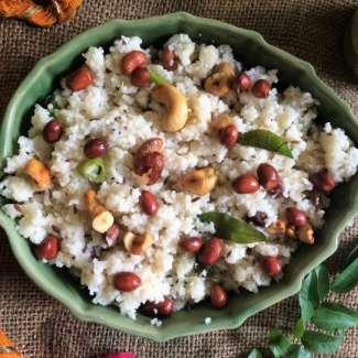 Vegan Barnyard Millet Savory Porridge | Samo Upma- Navratri Fasting Recipe