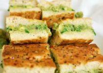 Vegan Green Goddess Panini Sandwiches