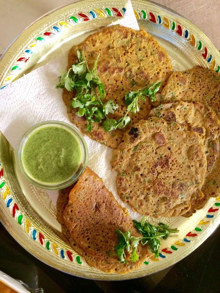 Vegan and Gluten-free Pancakes, Amaranth Pancakes, Buckwheat flour pancakes