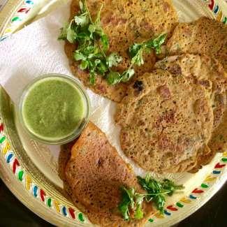 Vegan and Gluten free pancakes