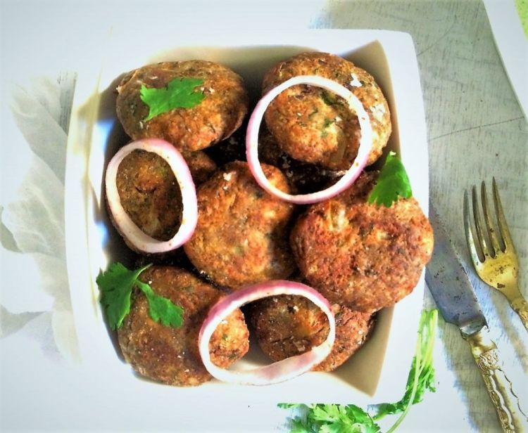vegetarian shami kebabs mughlai | veg shammi kababs recipe