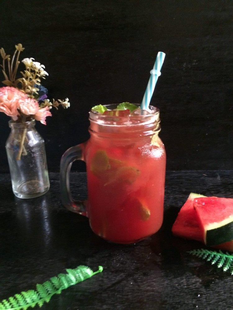 Watermelon Iced Tea watermelon-recipes