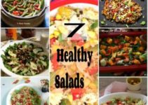 7 Salad Recipes