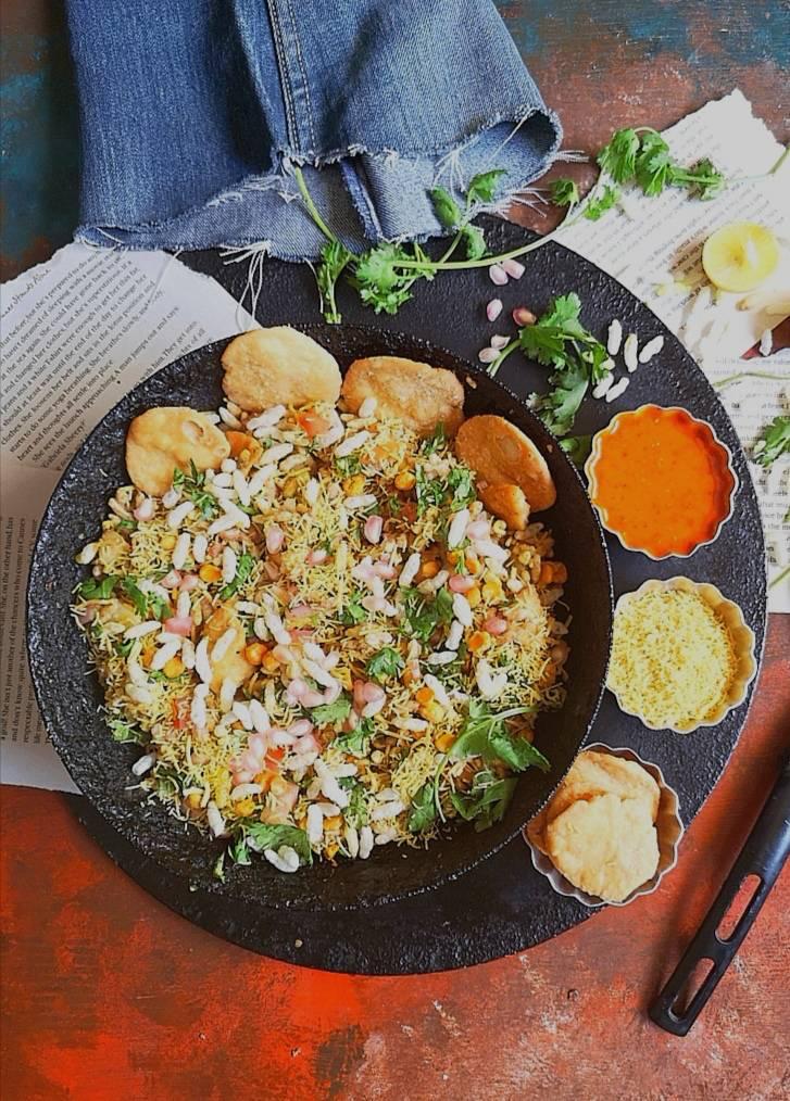 Recipe of Bhel Puri / how to make street style bhel puri at home