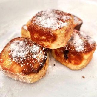 SYRNIKI – Russian Pancake
