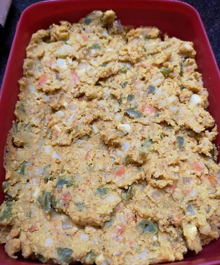 recipe of mix veg kabab / Vegetarian kebabs recipe