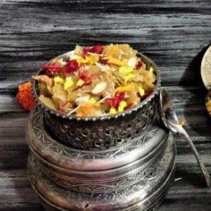 chickpea-flour-pudding-besan-halwa
