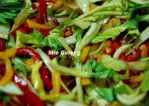Mie goreng | Indonesian Dish
