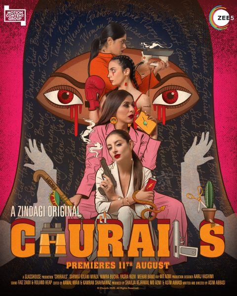 review of churails | zee5 zindagi original churails review | zee5 webseries review